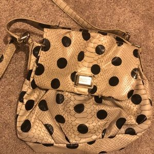 Marc by Marc Jacobs snakeskin purse
